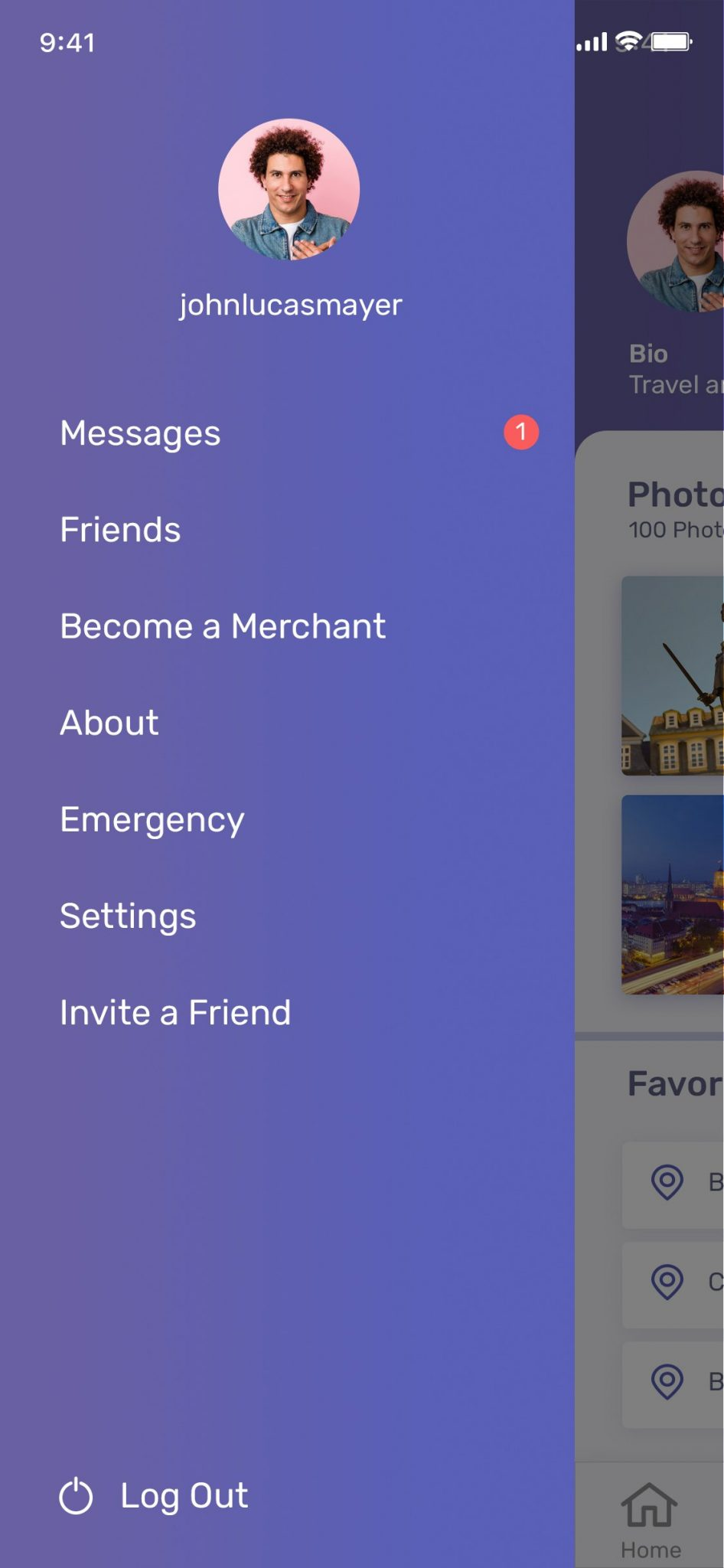 Navlink Screen