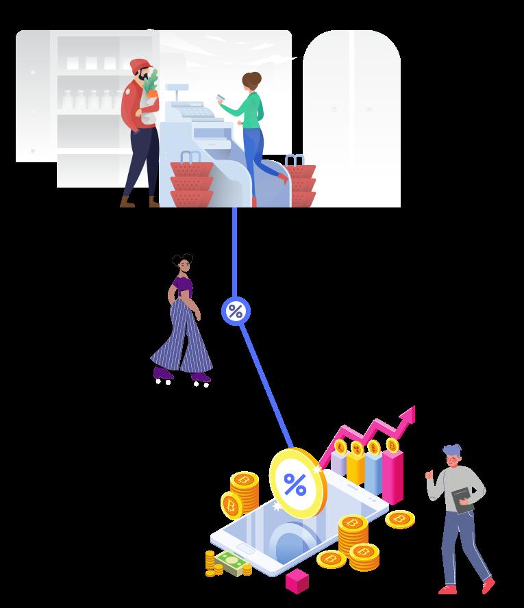 Multi tier rewards